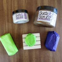 Sudz & Scrubz Shower Sudz Box Review & Coupon -  April 2016