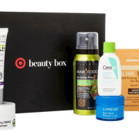 May 2016 Target Beauty Box - Available Now + $5 Gift Card When You Buy 2!