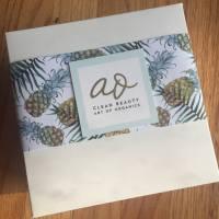 Art of Organics Clean Beauty Box July 2016 Subscription Box Review