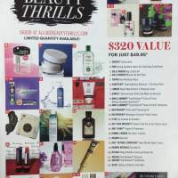 Summer 2016 Allure Beauty Thrills Box On Sale Today!