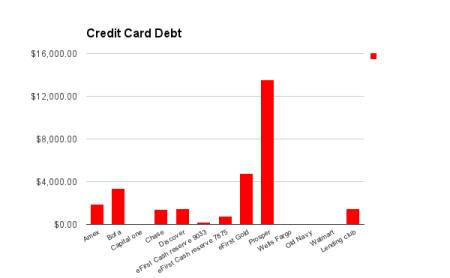 Debt allocation