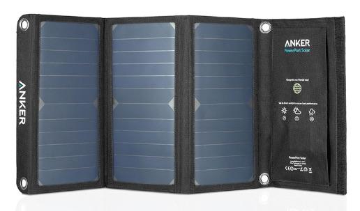 Anker PowerPort Solar 21W 2 Port USB