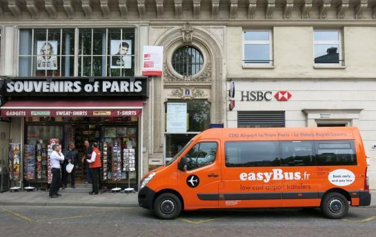 Easybus Paris