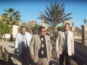 رئيس الحي: 20 مليون جنيه لتطوير حديقة عين حلوان وإفتتاح حديقة النادي السياسي خلال شهر
