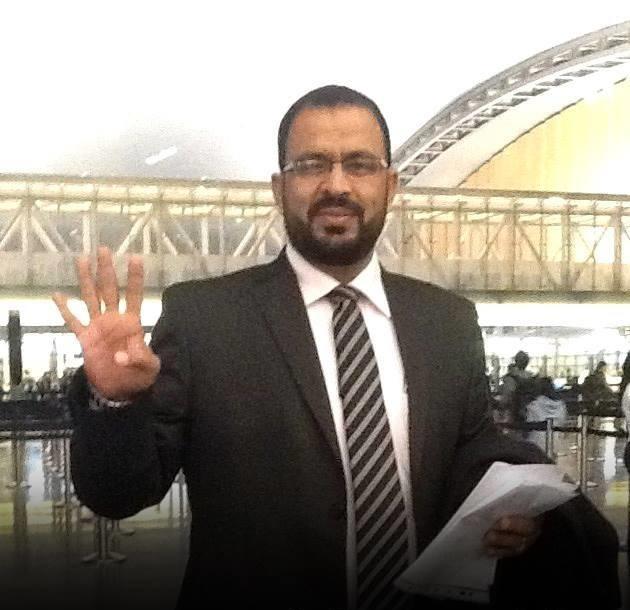"""طارق مرسى يوجه رسالة لأهالى حلوان فى الذكرى الخامسة لـ """"ثورة 25 يناير"""""""