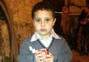 الطفل أحمد شرارة