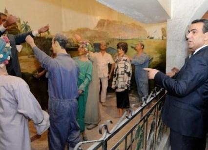 متحف الشمع بحلوان