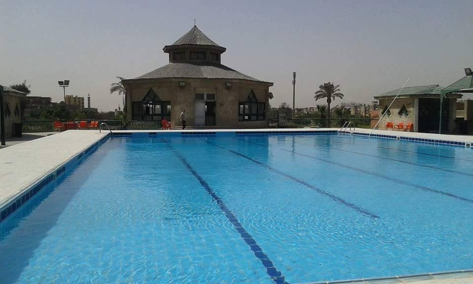 ننشر أسعار وجدول تشغيل حمام السباحة بمركز شباب حلوان الجديدة