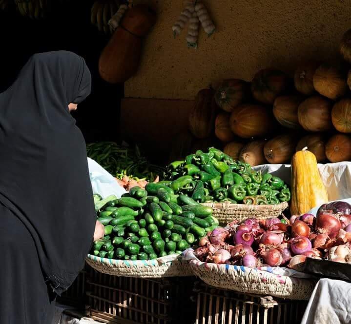 تعرف علي أسعار الخضروات بسوق حلوان اليوم