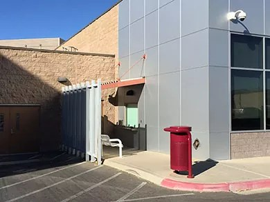 Henderson Detention Center Bail Window