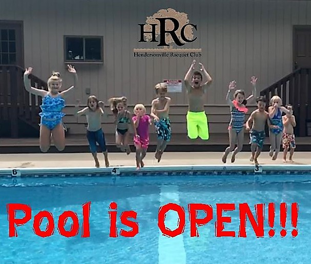 Pool is OPEN!!!