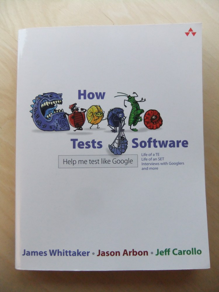 Book Review: How Google Tests Software