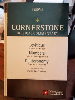 Leviticus, Numbers, Deuteronomy (CBC)