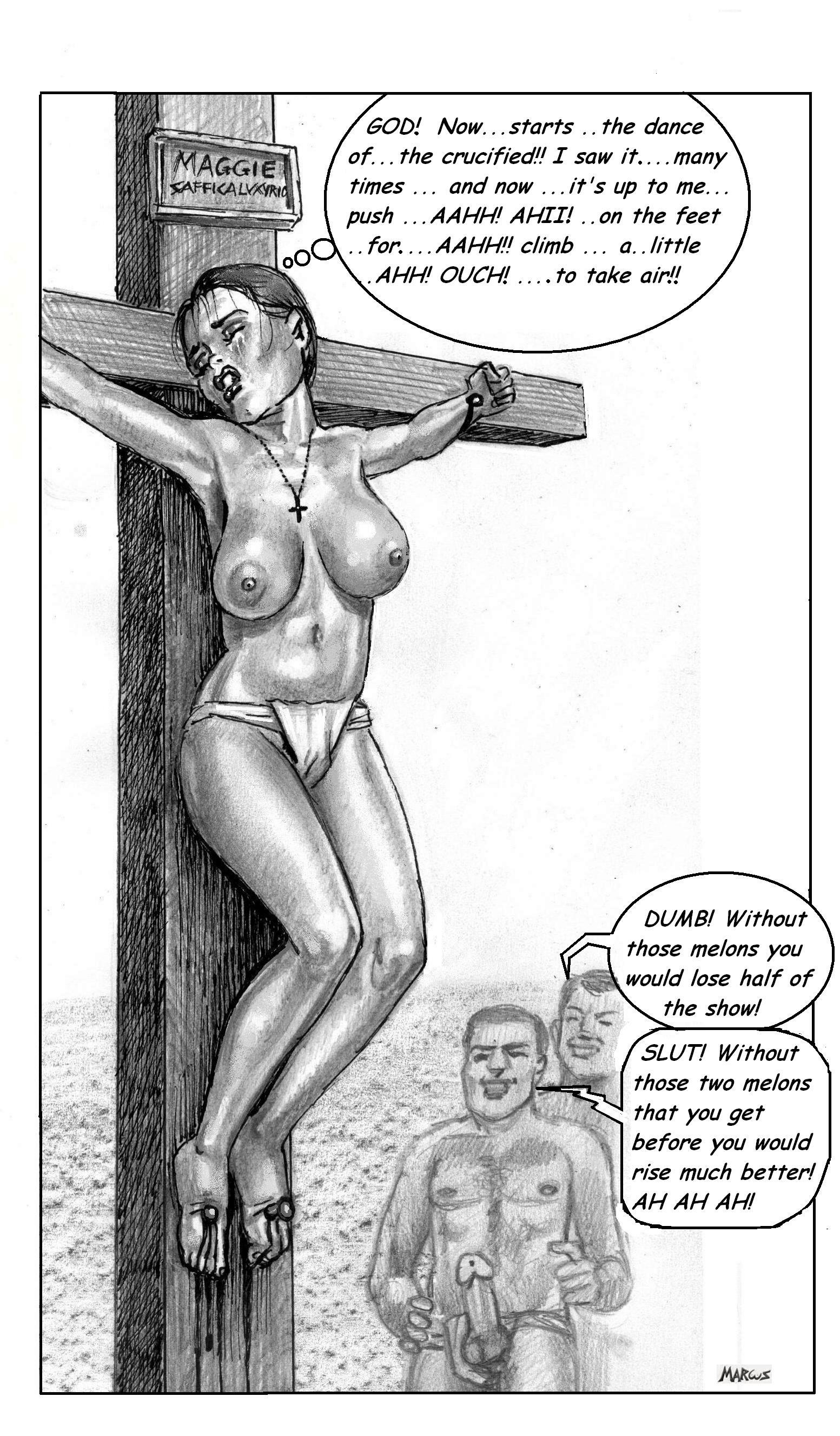 Have one crucified girls porn guessing