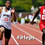 iHeps 13: Men&#039;s Sprints &amp; Hurdles