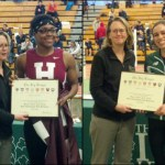D&#039;Ag, Adabelle Take Honors