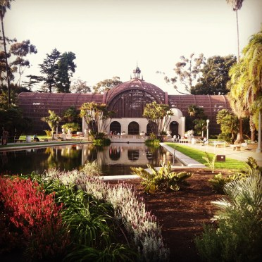 Botanical Building of Balboa Park
