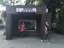 Kiosk am Wall - Emden
