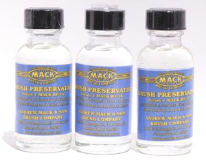 Mack Brush Oil - Herb Martinez
