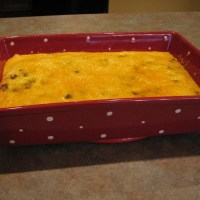Quick and Easy Breakfast Casserole