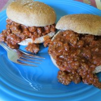 Rachael Ray's Super Sloppy Joes