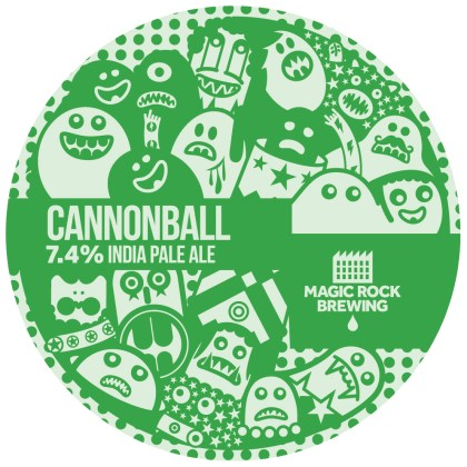 Cannonball, West coast style IPA, 7.4%