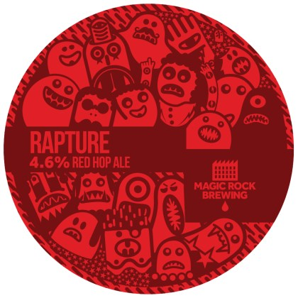 Rapture, Hoppy Red Ale, 4.6%
