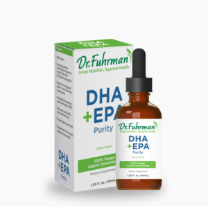 DHA EPA Dr Fuhrman Supplement Health Room