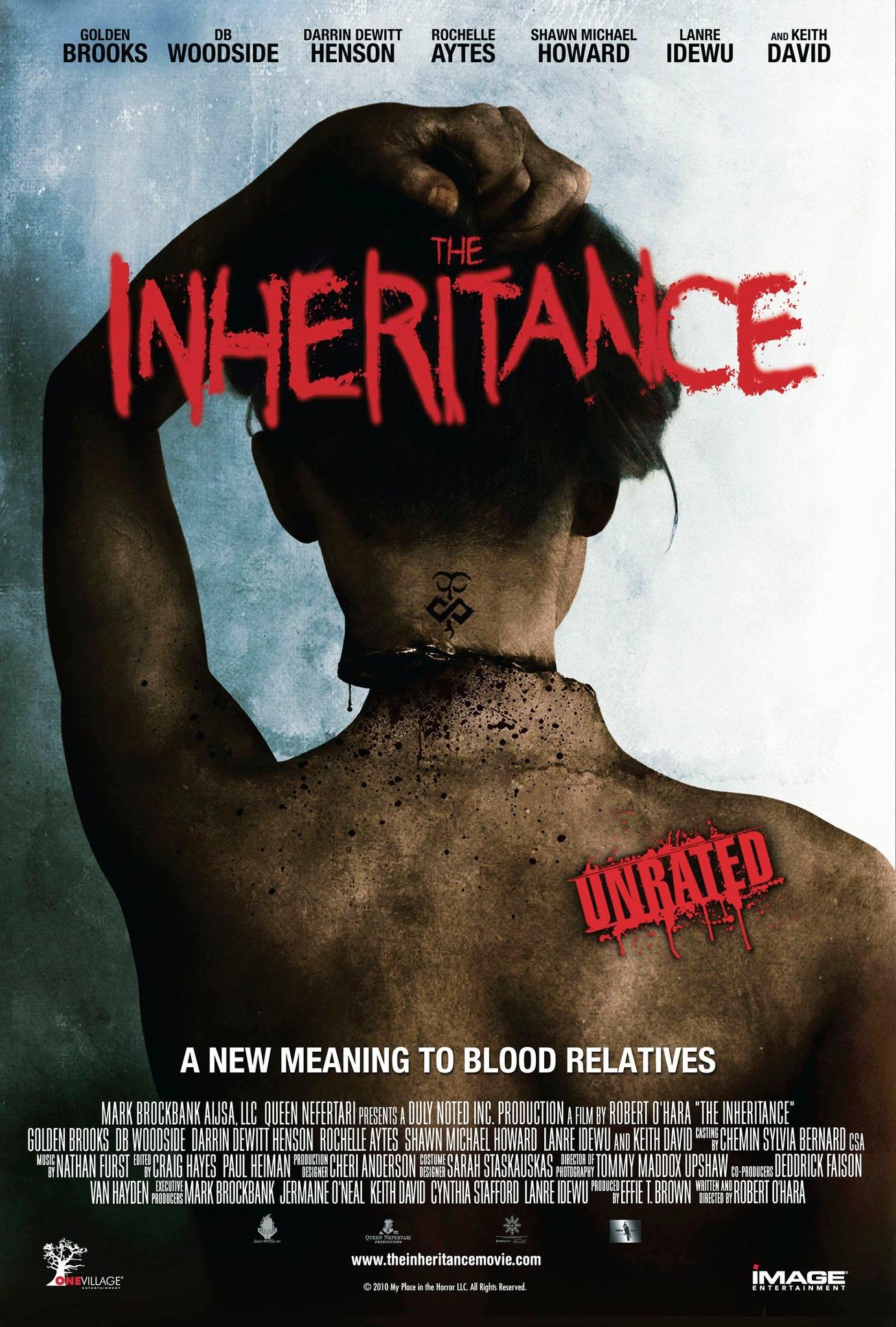 Poster do filme The Inheritance