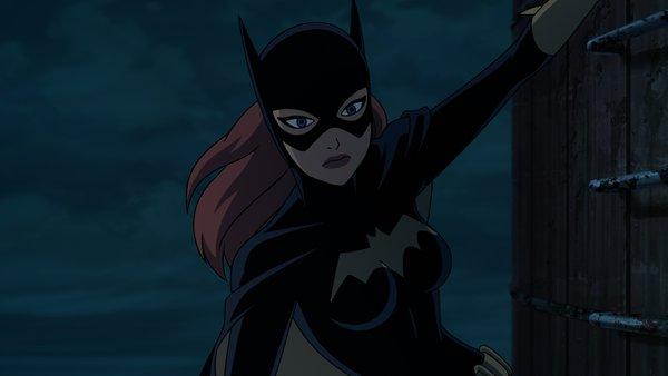 Batman a piada mortal Batgirl