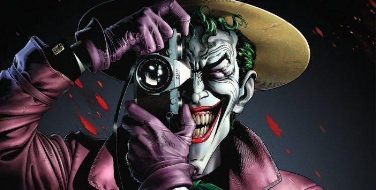 Batman a piada mortal Coringa