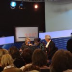 Alice Schwarzer im ARD-Forum