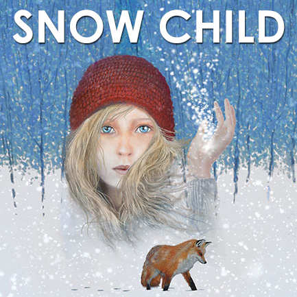 Snow Child graphic from Georgia Stitt's web site