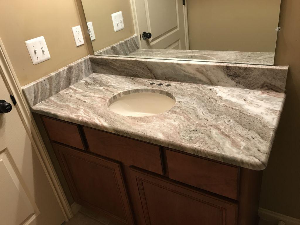 Fullsize Of Brown Fantasy Granite