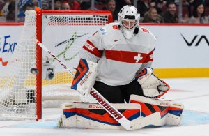 Switzerland v Canada - 2015 IIHF World Junior Championship - Exhibition