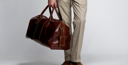 Light and Versatile Business Travel Packing - He Spoke Style