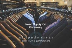 Need Supply Co. Giveaway - He Spoke Style