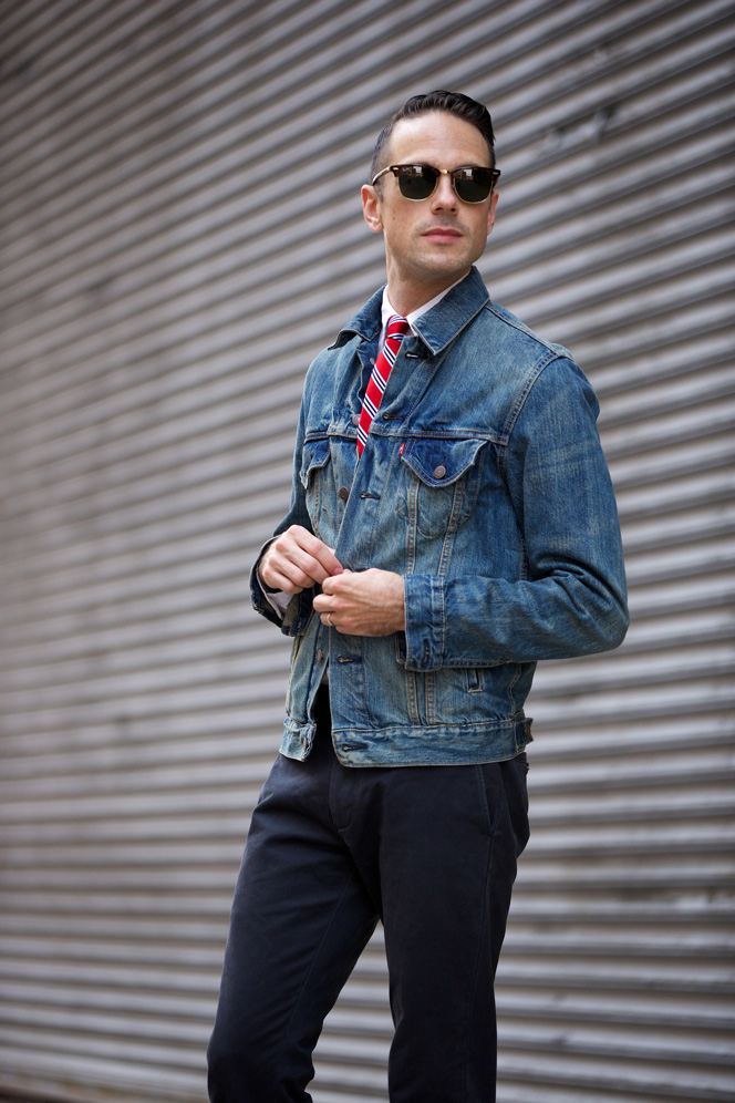 Fall Essentials: The Denim Jacket