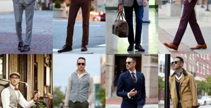October Looks - He Spoke Style