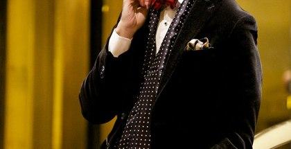 Velvet Blazer: Black Tie - He Spoke Style