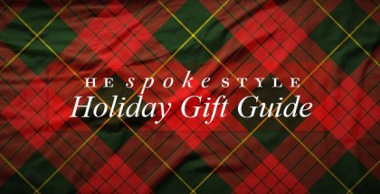 Holiday Gift Guide - He Spoke Style