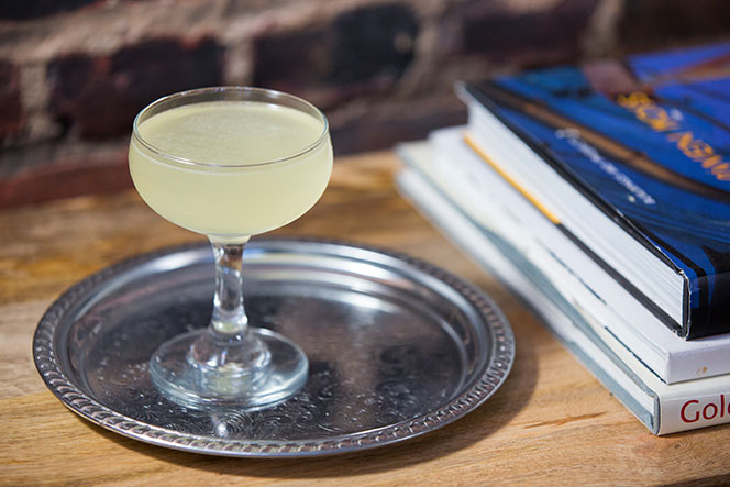 Bee's Knees Cocktail - He Spoke Style