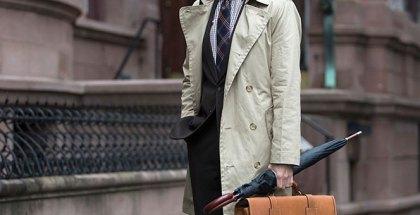 Trench Coat - He Spoke Style