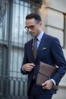 Canali Suit - He Spoke Style