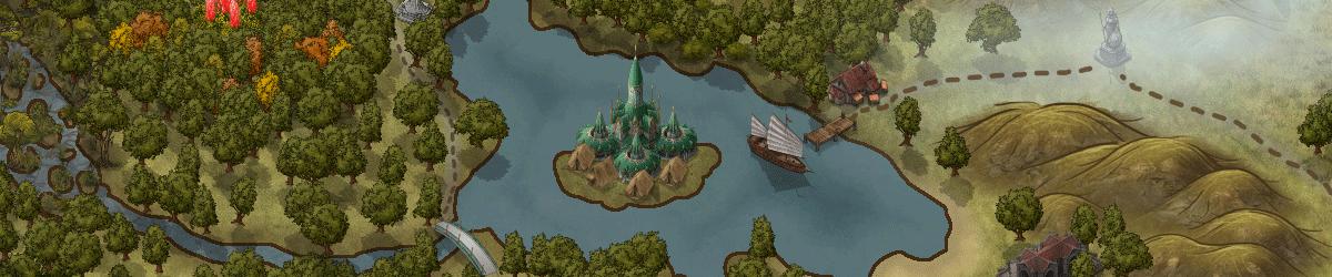 Za Ledovou Zdí RPG