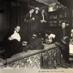 Photo of New York Opium Den, circa 1905 (Photo of Photo By: heydayjoe)