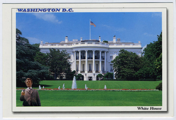 Dirty Harry White House