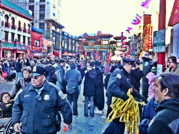 Chinatown DC Chinese New Year