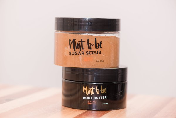 Waxing The City! Body Scrub