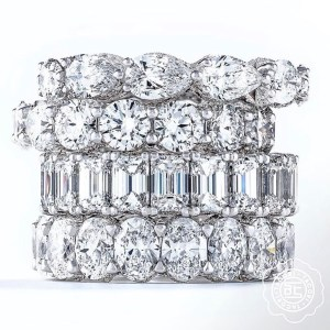 Tacori Stacks Mervis Diamond